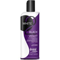 Devoted Creations WHITE 2 BLACK VIOLET Black Bronzer  - 8.5 oz.