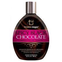 Tan Inc. Brown Sugar SPICY BLACK CHOCOLATE Tingle -13 5.oz.
