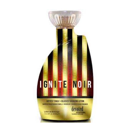 Devoted Creations IGNITE NOIR Hot Tan Lotion - 13.5 oz.