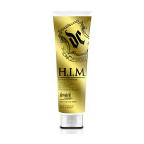 Devoted Creations H.I.M Gold Edition Dark Tanning Lotion