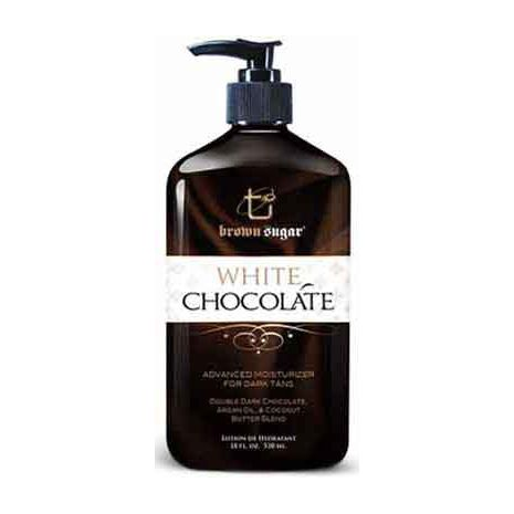 Tan Incorporated Brown Sugar WHITE CHOCOLATE - 18.0 oz