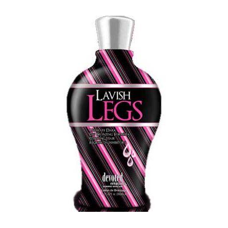 Devoted Creations LAVISH LEGS Ultra Dark Tanning Bronzer - 3.5 oz