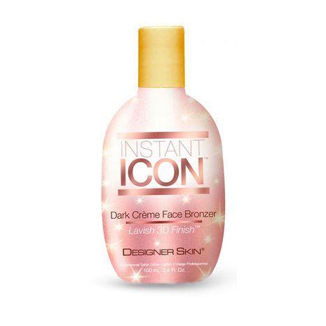 INSTANT ICON FACE by Designer Skin Tanning Cream - 3.4 oz.