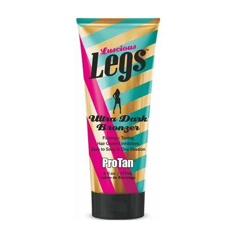 Pro Tan LUSCIOUS LEGS dark bronzer for Legs - 6.0 oz.