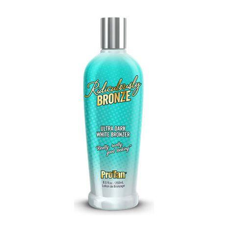 Pro Tan RIDICULOUSLY BRONZE White Bronzer - 8.5 oz.