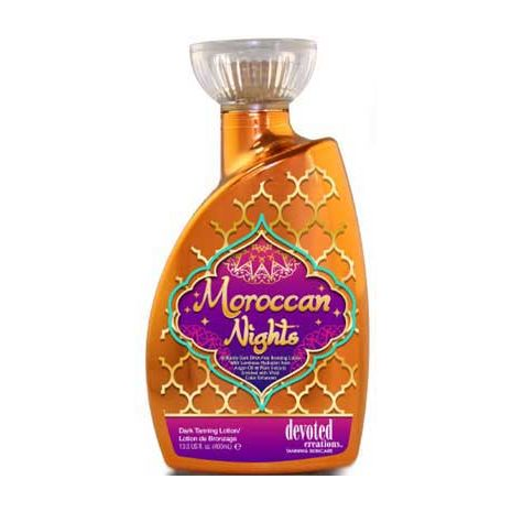 Devoted Creations Moroccan Nights Brilliantly Dark DHA-Free - 13.5 oz.
