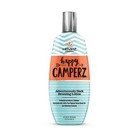 Supre Hempz HAPPY CAMPERZ Dark Bronzer - 8.5 oz