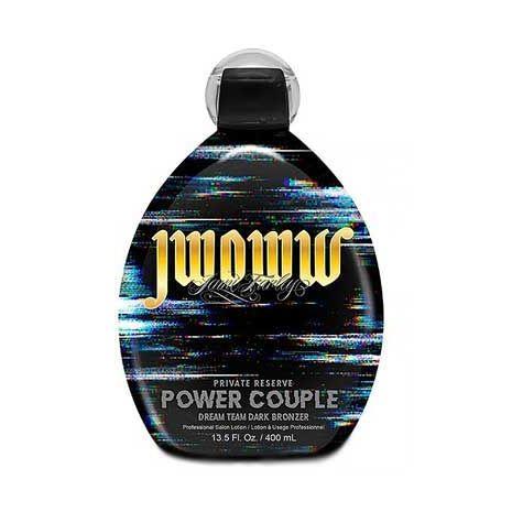 Jwoww POWER COUPLE Private Reserve Dark Bronzer - 13.5 oz.