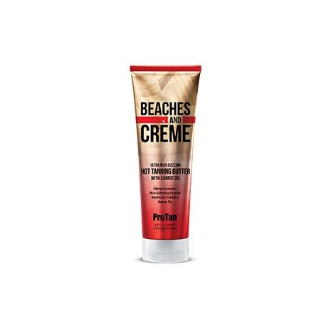 Pro Tan BEACHES AND CREAM SIZZLING Butter - 8.0 oz.
