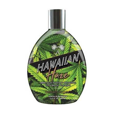 Hawaiian Haze by Tan Inc. Brown Sugar Bronzer 300X - 13.5 oz.