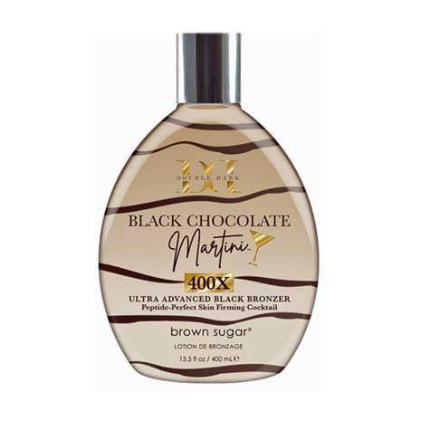 Brown Sugar.Double Dark Black Chocolate Martini Black Bronzer 13.5 oz